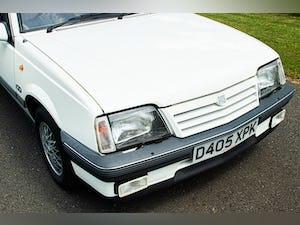 1986 Vauxhall Cavalier 2.0 CDI One Owner 26k miles For Sale by Auction (picture 4 of 14)