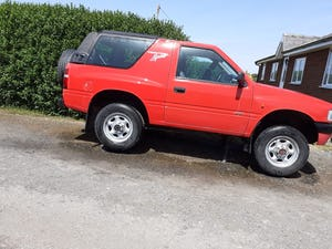 1998 Vauxhall Frontera Sport For Sale (picture 2 of 5)
