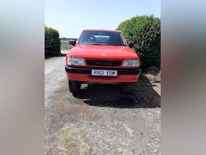 1998 Vauxhall Frontera Sport For Sale (picture 3 of 5)