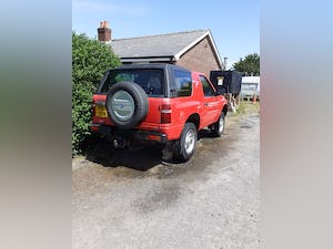 1998 Vauxhall Frontera Sport For Sale (picture 4 of 5)