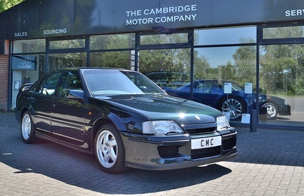 Picture of 1993 Vauxhall Lotus Carlton 3.6 For Sale