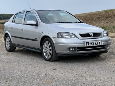 Picture of 2003 (53) Vauxhall Astra 1.8 16v SXi only 29,000m For Sale