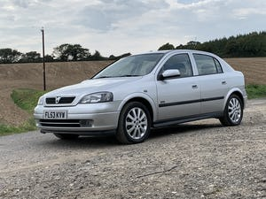 2003 (53) Vauxhall Astra 1.8 16v SXi only 29,000m For Sale (picture 3 of 12)