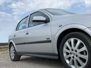 2003 (53) Vauxhall Astra 1.8 16v SXi only 29,000m For Sale (picture 12 of 12)