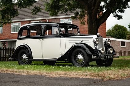Picture of 1936 Vauxhall DX 14/6 Saloon For Sale by Auction