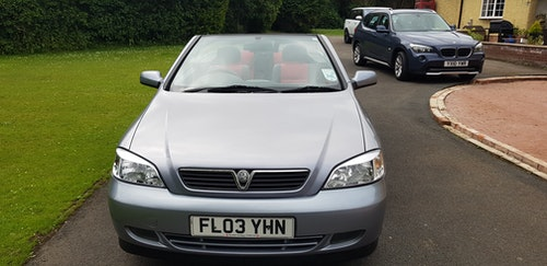 Picture of 2003 ASTRA LINEA ROSSO CONVERTIBLE For Sale