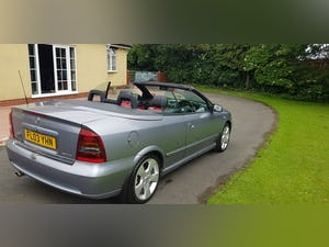 2003 ASTRA LINEA ROSSO CONVERTIBLE For Sale (picture 10 of 12)