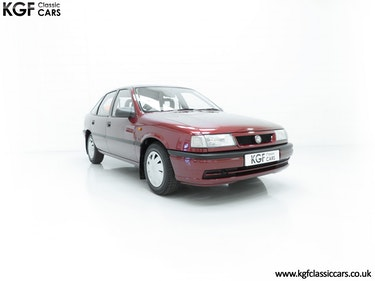 Picture of 1994 A Time Warp Vauxhall Cavalier Mk3 1.8i LS with 5991 Miles For Sale