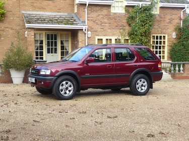 Picture of 1999 Vauxhall Frontera 3.2 V6 FSH New Clutch/Cambelt only 63K For Sale