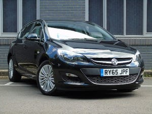 2016 Vauxhall Astra 1.6i Excite 5dr For Sale (picture 1 of 18)
