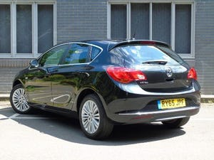 2016 Vauxhall Astra 1.6i Excite 5dr For Sale (picture 7 of 18)