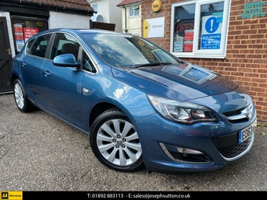 Picture of 2013 Vauxhall Astra 1.6 16v Elite Auto 5dr For Sale