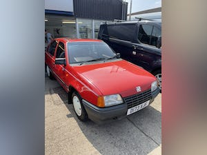 1986 Rare Vauxhall Astra Antibes 1300 1 owner Swap or P/ex For Sale (picture 4 of 9)