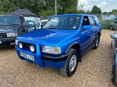 Picture of 1998 Vauxhall Frontera 2.2 i 16v Transglobe 5dr For Sale