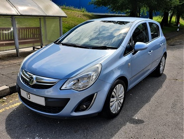 Picture of VAUXHALL CORSA 1.2 ENERGY AC, MOT JULY 22, For Sale