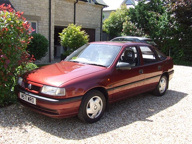 Picture of 1995 Vauxhall Cavalier LS. Highly Original car. 28K miles For Sale