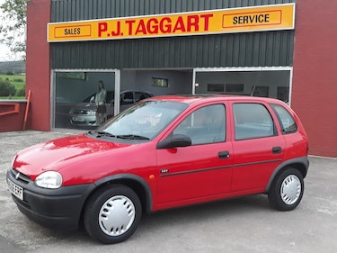 Picture of Oct 1995 Vauxhall Corsa MONTANA *ONLY 27,000 GENUINE MILES* For Sale