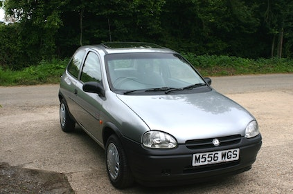 Picture of 1995 Vauxhall corsa 1.2 arizona 27,000 miles Superb For Sale