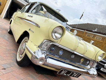 Picture of 1958 Vauxhall Victor Super (FD) Series 1 For Sale