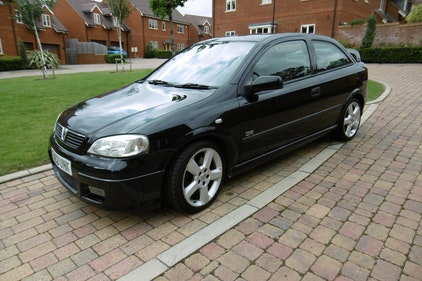 Picture of 2002 Astra G Mk 4 SRi Turbo 190 BHP Rare 500 only made For Sale