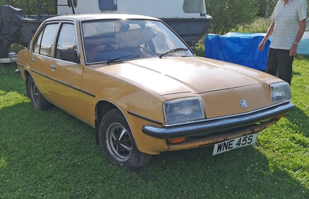 Picture of 1978 Cavalier 1.6GL MK1 For Sale