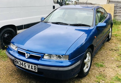 Picture of 1995 Vauxhall Calibra SE4 8v 1998cc Petrol For Sale