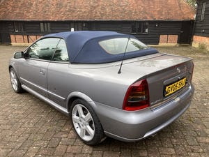 2005 Rare low mileage nice condition modern classic convertible For Sale (picture 2 of 10)