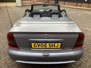 2005 Rare low mileage nice condition modern classic convertible For Sale (picture 5 of 10)