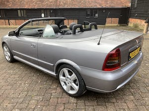 2005 Rare low mileage nice condition modern classic convertible For Sale (picture 7 of 10)