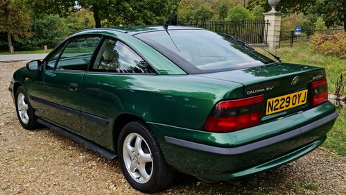 Picture of 1996 Vauxhall Calibra 2.0i 16v, Low Miles, Great Example For Sale