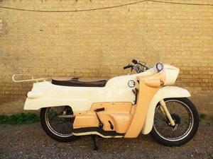 Picture of 1964 Velocette Vogue 200cc SOLD