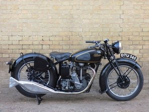Picture of 1937 Velocette KTS 350cc SOLD