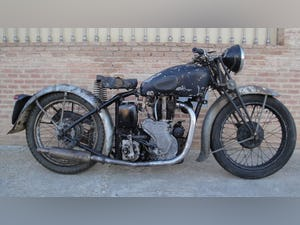 1936 Velocette  mss 500cc ohv For Sale (picture 1 of 12)