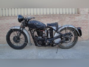 1936 Velocette  mss 500cc ohv For Sale (picture 2 of 12)