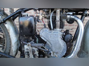 1936 Velocette  mss 500cc ohv For Sale (picture 5 of 12)