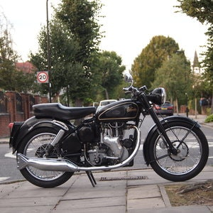 Picture of 1954 Velocette MSS 500 Nice Clean Bike, RESERVED FOR JOHN. SOLD