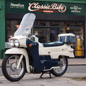 Picture of 1965 Velocette Vogue 200 Runs Well,   RESERVED FOR GERRY. SOLD