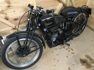 1938 VELOCETTE MOV 250-TT (era competition) For Sale (picture 1 of 6)