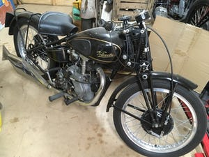 1938 VELOCETTE MOV 250-TT (era competition) For Sale (picture 2 of 6)