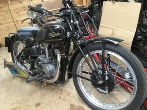 1938 VELOCETTE MOV 250-TT (era competition) For Sale (picture 3 of 6)