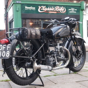 Picture of 1934 Velocette GTP 250 TT Twin Port Two Stroke, L@@K at Video. For Sale