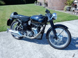 Picture of Velocette Thruxton 499cc 1966 Factory Frame & Engine Pairing For Sale