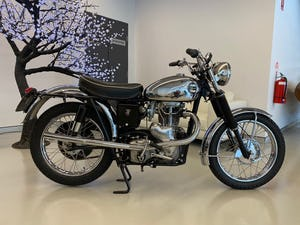 Fully restored 1963 Velocette MSS Scrambler For Sale (picture 2 of 12)