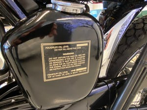 Fully restored 1963 Velocette MSS Scrambler For Sale (picture 5 of 12)