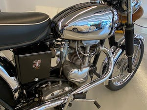 Fully restored 1963 Velocette MSS Scrambler For Sale (picture 9 of 12)