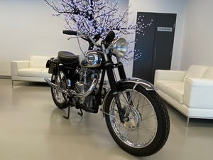 Fully restored 1963 Velocette MSS Scrambler For Sale (picture 12 of 12)