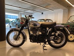 Fully restored 1963 Velocette MSS Scrambler For Sale (picture 1 of 12)