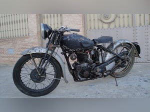 1936 Velocette  mss 500cc ohv For Sale (picture 10 of 12)