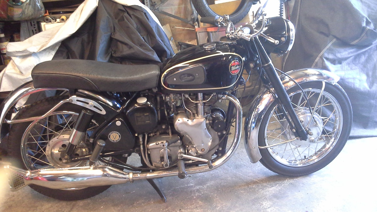 1959 Velocette viper SOLD SOLD (picture 1 of 5)