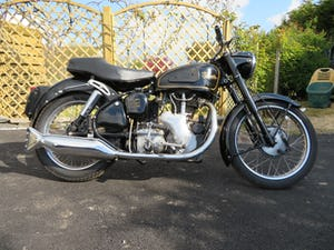 1959 VELOCETTE MSS 500 For Sale (picture 1 of 10)